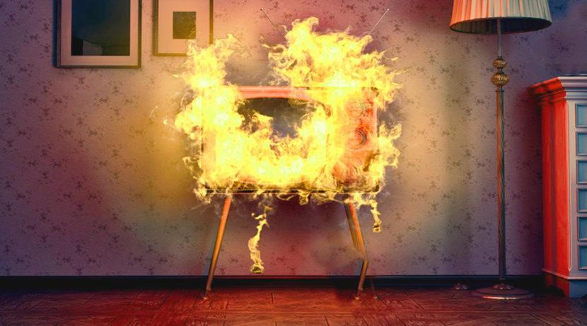 оценка пожара