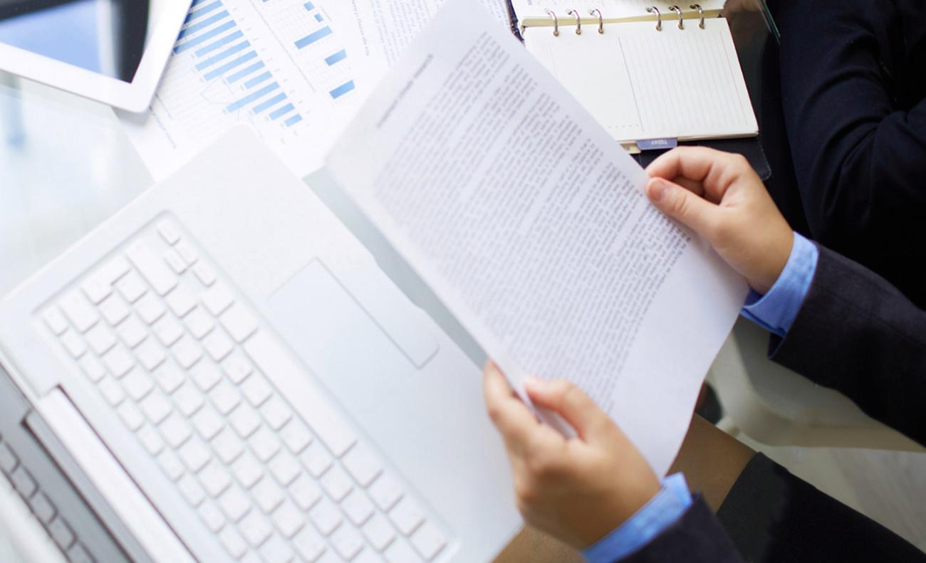 рецензія звіту про оцінку