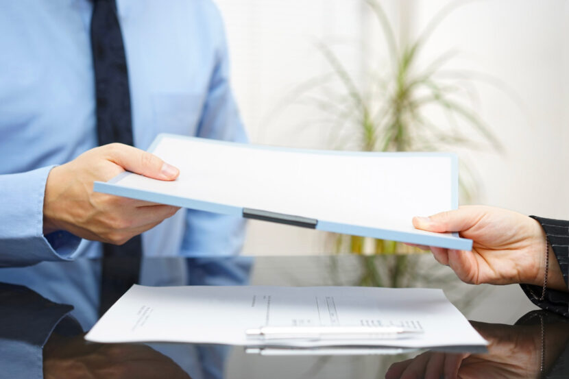 документи для оцінки